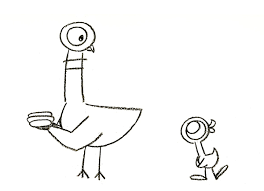 Small Picture Pigeon Finds A Hot Dog Clipart ClipartFest