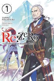 re zero starting life in another world light novel vol 07
