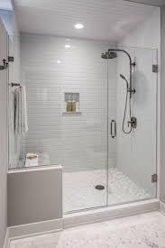 plain glass shower glass partition