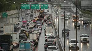 สภาพอากาศวันนี้ มรสุมทำไทยมีฝนเพิ่ม ตกหนักทุกภาค กทม.ฉ่ำร้อยละ 60
