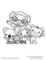 Nick Jr Free Coloring Pages At Getdrawingscom Free For Personal