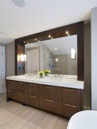 modern spaces master bathroom makeup vanities design pictures remodel decor and ideas bathroom lighting contemporary
