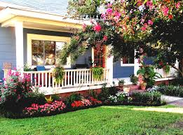 small front yard flower garden bedroommagnificent lush landscaping ideas
