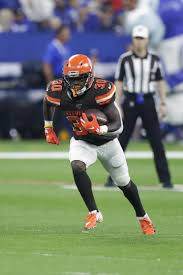D'Ernest Johnson really, really wants to stay in Cleveland - Sports - The  Daily Jeffersonian - Cambridge, OH