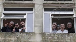 Resultado de imagen de comité de folga xustiza galega