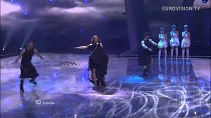 Nina Badric - <b>Nebo</b> - Live - 2012 Eurovision Song Contest Semi ...