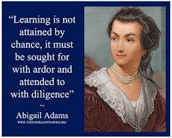 Abigail Adams Quotes Delectable Abigail Adams Letter To John Quincy Adams 48 May 17480