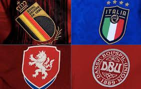 Il calendario dei quarti di finale di Euro 2020