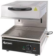 admiral craft sal 2800w 2 800 watt electric salamander broiler countertop