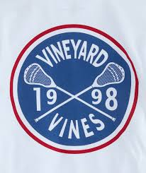 Boys Lacrosse Crest Long Sleeve Pocket T Shirt