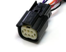 motorcycle saddlebag quick disconnect wiring harness saddlebag quick disconnect harness for baggers standard plug 6 pin