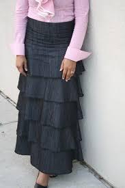 Pin By Eugene Rushing On Modest Clothing Denim Skirt