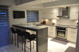 Contemporary Style Kitchen Cabinets Beauteous 48 Beautiful Small Kitchen Ideas Pictures Kitchen Pinterest