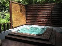 Outdoor Jacuzzi  & Spa - See more home spa's, bubblebaths, whirlpools & hot