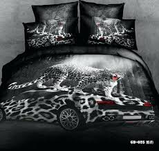 full size of queen bed linen size cm 3d leopard print race car bedding comforter set