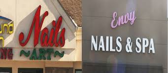 Two Sioux Falls Nail Salons Temporarily Shut Down