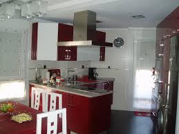 Fotos Cocinas Rojas