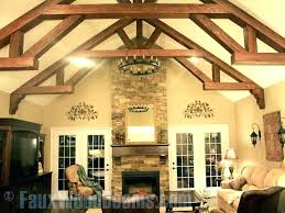 ceiling beam ideas wood beam ceiling vaulted ceiling beams household faux wood beam ideas for ceilings