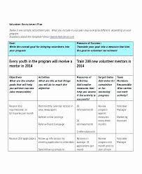 Recruiting Plan Template Recruiting Strategic Plan Template Elegant 49 Examples Of