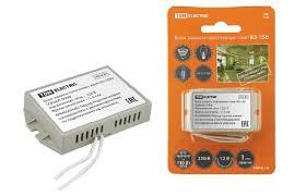 <b>Блоки защиты для галогенных</b> ламп серии БЗ