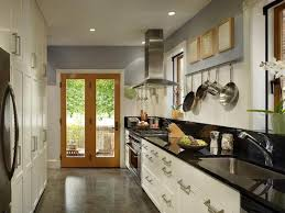 Galley Kitchen Remodel Set