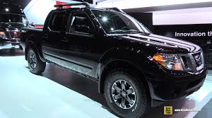 2015 nissan frontier interior. Perfect Nissan 2015 Nissan Frontier Pro4X  Exterior And Interior Walkaround  Detroit Auto Show YouTube Throughout R