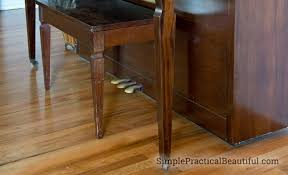 make your own leather furniture pads furniture legs