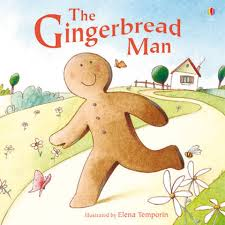 Image result for gingerbread man story