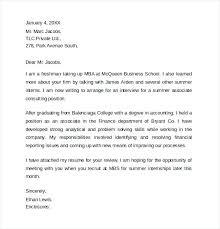 Cover Letters For Internships Samples Sample Cover Letter Internship