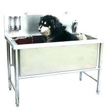 portable pet bathtub portable pet bathtub stainless steel dog kitty bath bathing beauty teddy bathtubs portable pet bathtub