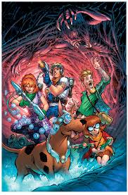 hanna barbera beyond flintstones scooby and more are getting ic book reimaginings