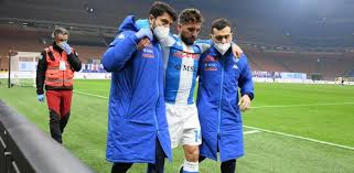 Join the discussion or compare with others! Napoli S Dries Mertens Out For Three Weeks With Ankle Sprain Deccan Herald