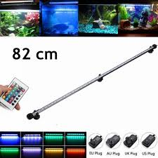<b>82CM</b> LED Aquarium Fish Tank <b>Light</b> Bar Lamp Submersible RGB ...