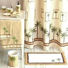 palm tree bathroom palm tree bathroom sets green palm tree bathroom set bath contour rug toilet