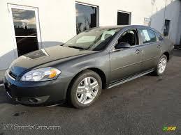 2010 Chevrolet Impala LT in Cyber Gray Metallic - 256764 ...
