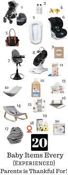 Must Have Baby Products That Every Parent Loves 2017 Baby Gear That Will Make Every Parents Life Easier Trendy Baby Gear Baby Equipment Baby Gear Essentials