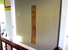 Create Your Own Giant Ruler Height Chart For Free