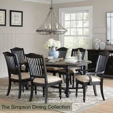 rustic farmhouse design crafted with supreme heirloom quality the simpson dining collection item