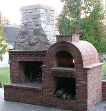 outdoor fireplace and pizza oven outdoor pizza oven outdoor fireplace pizza oven combo kits