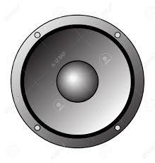 audio speakers clipart. pin speakers clipart vector art #4 audio p