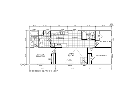 1998 fleetwood mobile home floor plans image result for 8 foot wide
