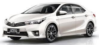new car release malaysia 2014Malaysia  New Toyota Corolla priced