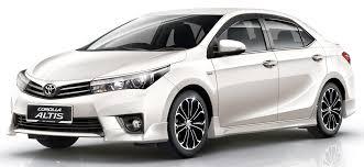 new car release in malaysia 2014Malaysia  New Toyota Corolla priced