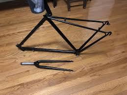 mikkelsen bicycle frame repairs painting