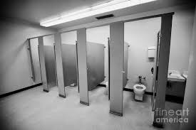 school bathroom stalls. Toilet Photograph - Cubicle Stalls In Womens Bathroom A High School Canada North America