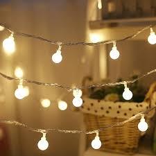 string light bulbs led string light outdoor fairy lights bulbs garden patio wedding decoration light chain string light