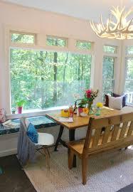 kitchen banquette furniture. DIY Built In Kitchen Banquette Bench :: Little Pink Monster Furniture
