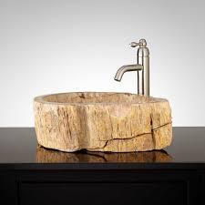 petrified wood sink. Perfect Petrified Wantor Petrified Wood Vessel Sink In