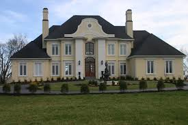 affordable french country home