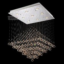 get ations austrian india living room lamp crystal lamp square pyramid shape ceiling lamp hanging wire restaurant